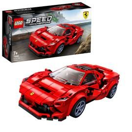 LEGO Speed Champions Ferrari F8 Tributo Car Set - 76895 Best Price, Cheapest Prices