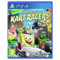 Nickelodeon Kart Racers PS4 Game Best Price, Cheapest Prices