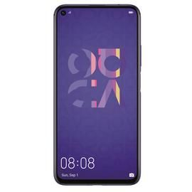SIM Free Huawei Nova 5T 128GB Mobile Phone - Purple Best Price, Cheapest Prices