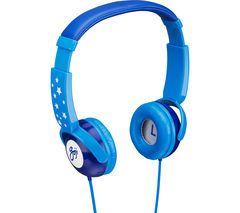GOJI GKIDBLU15 Kids Headphones - Skyrider Blue Best Price, Cheapest Prices