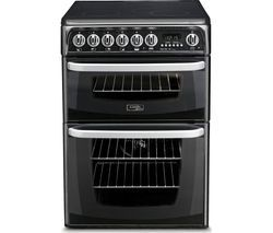 CANNON CH60EKK 60 cm Electric Ceramic Cooker - Black Best Price, Cheapest Prices