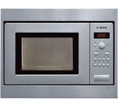 BOSCH HMT75M551B Built-in Solo Microwave - Stainless Steel Best Price, Cheapest Prices