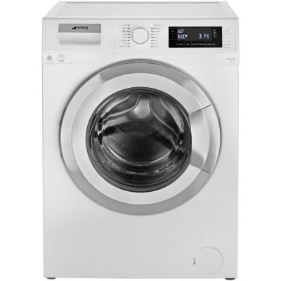 Smeg WMF916AUK 9Kg Washing Machine with 1600 rpm - White / Chrome - A+++ Rated Best Price, Cheapest Prices