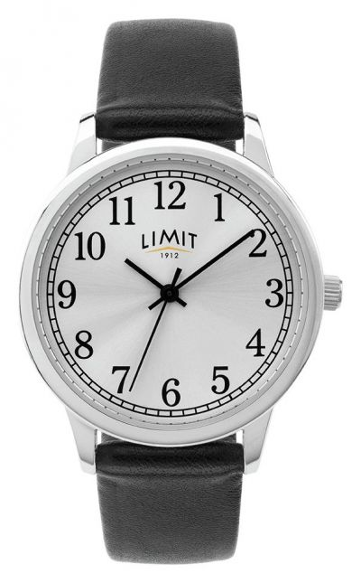 Limit Ladies Black Faux Leather Strap Watch Best Price, Cheapest Prices