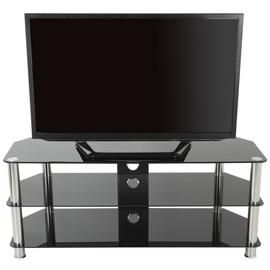 AVF Classic Up to 60 Inch TV Stand - Black Best Price, Cheapest Prices