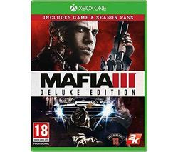 XBOX ONE Mafia III Deluxe Edition Best Price, Cheapest Prices