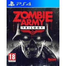 Zombie Army Trilogy PS4 Game Best Price, Cheapest Prices