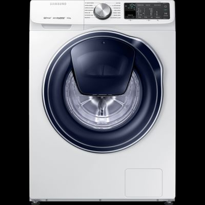 Samsung QuickDrive™ WW90M645OPM Wifi Connected 9Kg Washing Machine with 1400 rpm - White - A+++ Rated Best Price, Cheapest Prices
