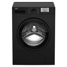 Beko WTG841B1B 8KG 1400 Spin Washing Machine - Black Best Price, Cheapest Prices