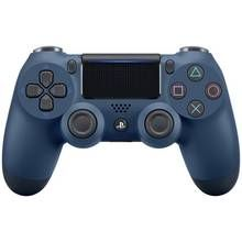 PS4 DualShock 4 V2 Wireless Controller - Midnight Blue Best Price, Cheapest Prices