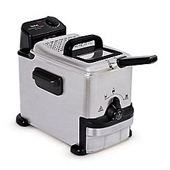 Tefal 'Oleoclean' compact semi-professional fryer FR701640 Best Price, Cheapest Prices