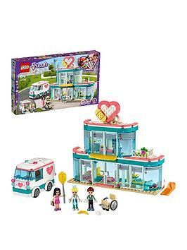 Lego Friends 41394 Heartlake City Hospital With 3 Mini Dolls Best Price, Cheapest Prices