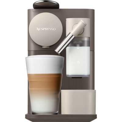 Nespresso by De'Longhi Lattissima One EN500.BW - Mocha Brown Best Price, Cheapest Prices