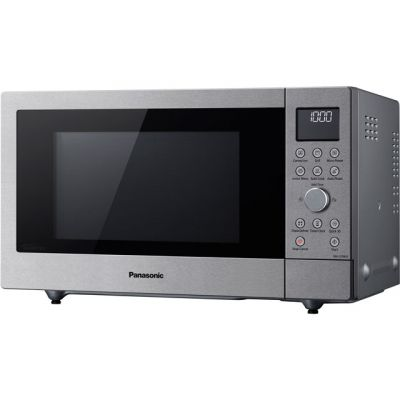 Panasonic NN-CD58JSBPQ 27 Litre Combination Microwave Oven - Silver Best Price, Cheapest Prices