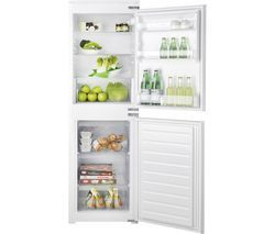 HOTPOINT Aquarius HMCB 5050 AA Integrated 50/50 Fridge Freezer Best Price, Cheapest Prices