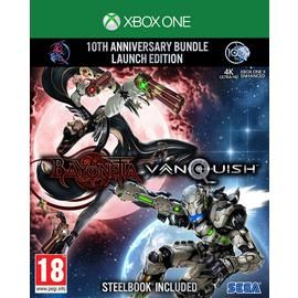 Bayonetta & Vanquish Xbox One Double Pack Pre-Order Best Price, Cheapest Prices