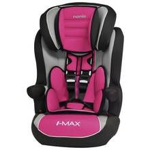 Team Tex IMax Group 1/2/3 High Back Booster Seat - Pink