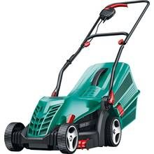 Bosch Rotak 34-13 34cm Corded Rotary Lawnmower - 1300W Best Price, Cheapest Prices