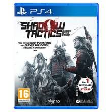 Shadow Tactics: Blade of the Shogun PS4 Game Best Price, Cheapest Prices