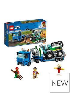 LEGO City 60223 Harvester Transport Best Price, Cheapest Prices