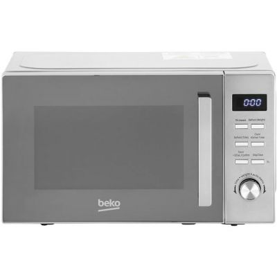 Beko MOF20110X 20 Litre Microwave - Stainless Steel Best Price, Cheapest Prices