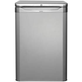 Indesit TFAA10SI Under Counter Fridge - Silver