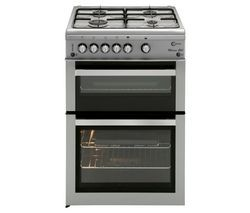 FLAVEL ML61NDSP Gas Cooker - Silver Best Price, Cheapest Prices
