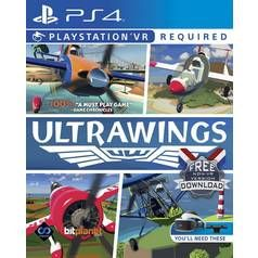 Ultrawings PS VR Game (PS4) Best Price, Cheapest Prices