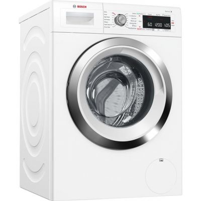 Bosch Serie 8 WAW285H0GB Wifi Connected 9Kg Washing Machine with 1400 rpm - White - A+++ Rated Best Price, Cheapest Prices