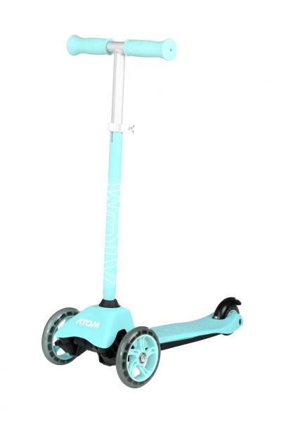Atom Cruiser Scooter - Blue Best Price, Cheapest Prices