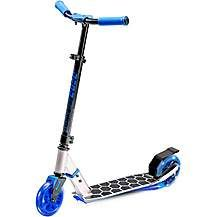 Yvolution Neon Flash LED Kids Scooter - Blue, Best Price, Cheapest Prices