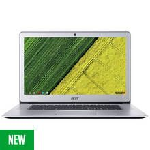 Acer 15 Inch Intel Pentium 4GB 64GB FHD Chromebook - Silver Best Price, Cheapest Prices
