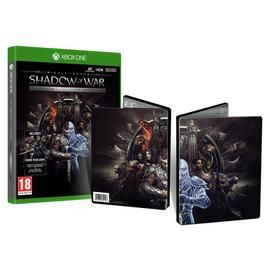 Shadow of War Silver Edition Xbox One Game Best Price, Cheapest Prices