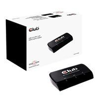 Club3D CSV-2320HD USB 3.0 to 1xDVI 1xHDMI Graphics Adaptor Best Price, Cheapest Prices
