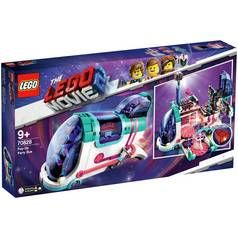 LEGO Movie 2 Pop-Up Party Bus Playset - 70828 Best Price, Cheapest Prices