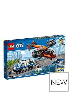 LEGO City 60209 Sky Police Diamond Heist Best Price, Cheapest Prices