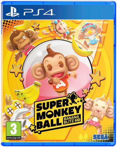 Super Monkey Ball: Banana Blitz HD PS4 Pre-Order Game Best Price, Cheapest Prices