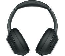 SONY WH-1000XM3 Wireless Bluetooth Noise-Cancelling Headphones - Black Best Price, Cheapest Prices
