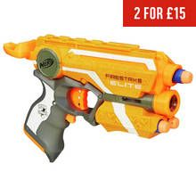 Nerf N-Strike Elite Firestrike Blaster Best Price, Cheapest Prices