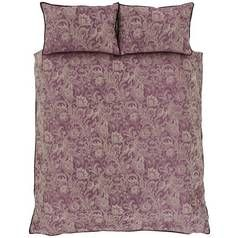 Catherine Lansfield Regal Jacquard Bedding Set – Kingsize Best Price, Cheapest Prices