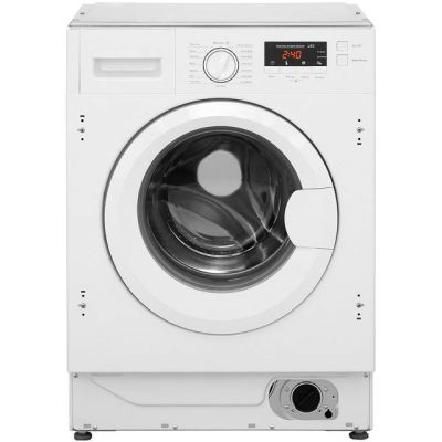 Stoves INTWM7KG Integrated 7Kg Washing Machine with 1400 rpm - A+++ Rated Best Price, Cheapest Prices