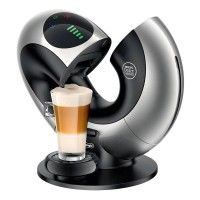 De'Longhi EDG736S Dolce Gusto Pod Coffee Machine with 1L Capacity in Silver
