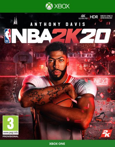NBA 2K20 Xbox One Pre-Order Game Best Price, Cheapest Prices