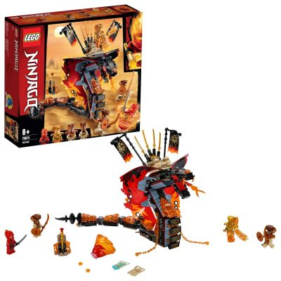LEGO Ninjago Fire Fang Playset - 70674 Best Price, Cheapest Prices