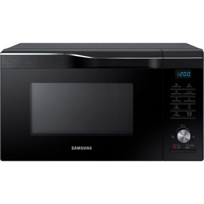 Samsung Easy View™ MC28M6055CK 28 Litre Combination Microwave Oven - Black Best Price, Cheapest Prices