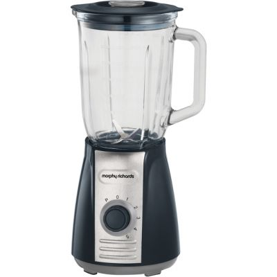 Morphy Richards Total Control 403010 1.6 Litre Blender - Grey Best Price, Cheapest Prices