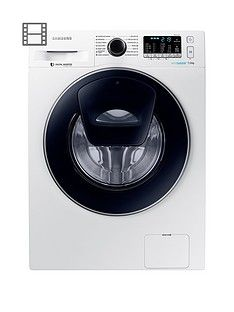 Samsung Ww70K5410Uw/Eu 7Kg Load, 1400 Spin Addwash&Trade; Washing Machine With Ecobubble&Trade; Technology - White Best Price, Cheapest Prices