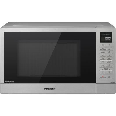 Panasonic NN-ST48KSBPQ 32 Litre Microwave - Stainless Steel Best Price, Cheapest Prices
