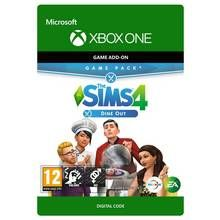 The Sims 4 Dine Out Expansion Pack Xbox One Best Price, Cheapest Prices