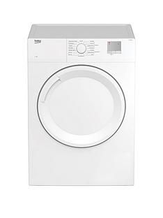 Beko Dtgv7000W 7Kg Vented Tumble Dryer - White Best Price, Cheapest Prices